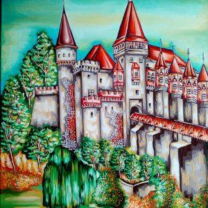 Tablou Castelul Corvinilor